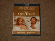 It's Complicated (Blu-ray Disc, Movie, Comedy, Widescreen, 2010, Rated-R)
