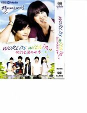 The World That They Live In Aka Worlds Within....2008 Korean TV Series - Box Set