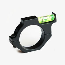 """Hunting Rifle Scope Metal Alloy Bubble Level For 25.4mm/1"""" Ring Mount Holder"""