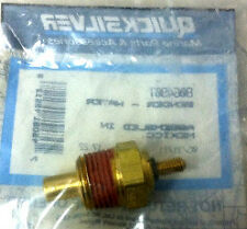"(NEW) QUICKSILVER/ MerCruiser 3/8"" Water Temp/Temperature Sender Sending Unit"
