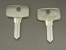Snap-On Tool Box Key Blanks - Ilco 1527 - Set of 2- FREE Code Cutting- Y Codes