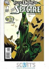 Tales of the Unexpected featuring Spectre  #1  VF