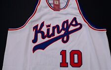 NBA Kings Archibald Jersey 1972-1973 Size 56 Sewn Embroidered Harwood Classics