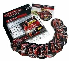 Supreme 90 Day Workout Get Insane Abs 11 DVD Rock Hard As Seen On TV Exercise Gy