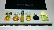 "MINIATURE PERFUME "" DESIGNER COLLECTION"" SET 6 BOTTLES"