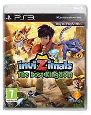 Invizimals: The Lost Reino Para Sony Playstation 3-Nuevo Sellado