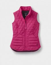 Brand New With Tags Ladies JOULES Cerise Pink HONOUR Gilet Size 18