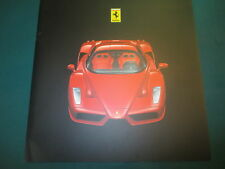 Ferrari Enzo Design Brochure / Press Kit / Book / Catalogue Print # 1917/03