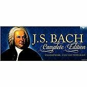 BACH: COMPLETE EDITION NEW & SEALED