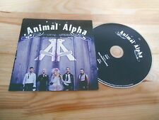 CD Metal Animal Alpha - Bundy / Most Wanted Cowboy (2 Song) Promo PRIVAT PR cb