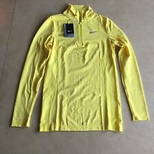 Nike Women's Element Golf Half Zip Training Running Top, Small, UK 8-10, BNWT