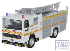 76DN004 Oxford 1:76 Scale South Australia Fire Service Dennis RS Fire Engine
