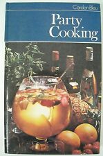 Cordon Bleu Party Cooking (Hardback, Used, 1970)