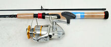 Shimano Sedona 4000 Spin Fishing Reel, 6.5ft Graphite Rod NEW