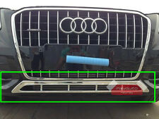 ABS Chrome Front Lower Grille Frame Trim For Audi Q5 2013-2015
