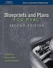 Blueprints and Plans for HVAC (Delmar Learning Blueprint Reading), Miller, Wilma