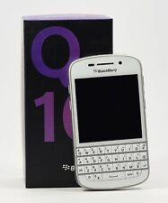 OPEN BOX- BlackBerry Q10 White SQN100-3 (FACTORY UNLOCKED) 16GB, 3.1""