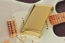 ORIGINAL FENDER STRATOCASTER COPRI ponte bridge COVER new GOLD 0010223000