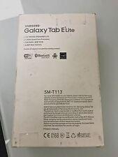 """Samsung Galaxy Tab E Lite 7"""" 8GB Tablet (Black)"""