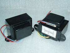 5K SE AUDIO OUTPUT TRANSFORMERS (pair) FOR ,KT-88, EL-34 , BLACK