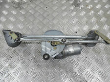 TOYOTA YARIS S YEAR 2001 FRONT WIPER MOTOR AND LINKAGE