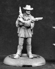 Jeb Lawson Western Outlaw Reaper Miniatures Chronoscope Cowboy Gunslinger West
