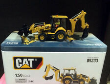 New Packing - Caterpillar Cat 420F2 IT Backhoe Loader 1/50 DieCast 85233 By DM