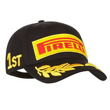 Pirelli Podium Cap Adult Hat Motorsport F1