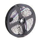 5M 16ft 5050 SMD RGB 300 LEDs Flexible Light LED Sticky Strip 12V Lamp UL