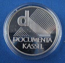10 Euro Gedenkmünze BRD Documenta Kassel PP Polierte Platte 2002 D