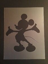 Mickey Mouse #2 Stencil 10mil Free Shipping, Crafts, Painting, Airbrushing!