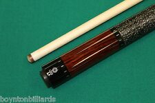 "New OB-160 ""Spectre"" Pool Cue -BEM / Cocobolo  - OB Pro+ 11.75mm Shaft - 19.4oz"
