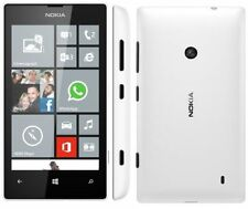 Original Unlocked Nokia Lumia 520 8GB Smartphone Windows Phone 8 5MP White