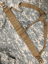 NEW USMC SUB Belt+Suspenders MOLLE War Coyote DEVGRU Seals Marines SOCOM Army US