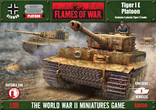 Flames of War German Tiger 1E by Battlefront FOW GBX90