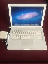 """Apple A1181 MacBook 13.3"""" Laptop with Intel Core 2 Duo 2.0GHz 2GB RAM 80GB HDD"""