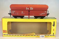 Fleischmann H0 1489 Selbstentladewagen ERZ IIId Fad 50 der DB OVP #5478