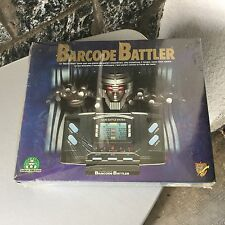VINTAGE#1991 EPOCH CONSOLE  BARCODE BATTLER TOMY# Factory Sealed