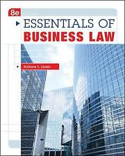 Essentials Of Business Law by Anthony Liuzzo