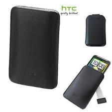 Genuine Leather HTC Desire HD Pull Tab Case Pocket Cover PO-S550 HTC Original