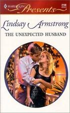 Unexpected Husband (Wedlocked), Lindsay Armstrong, 0373121563, Book, Acceptable