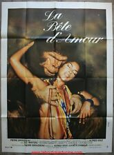 LA BETE D'AMOUR Tanya 's island Affiche Cinéma Movie Poster 160x120 Alfred Sole