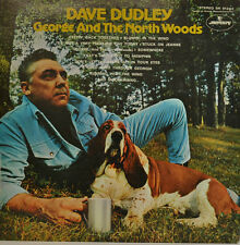 DAVID DUDLEY - GEORGE AND THE NORTH WOODS - MERCURY STEREO SR61242 LP (X388)