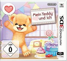 Nintendo 3 DS Spiel: Mein Teddy und ich 3DS Neu & OVP