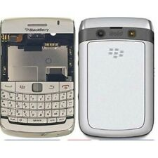Genuino, originale Blackberry Bold 9700/9780 FULL HOUSING COVER COLORE BIANCO