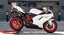 2012 Ducati 848 Evo Termignoni Exhaust System Low Miles!