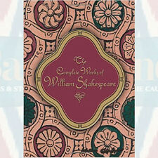 Complete Works of William Shakespeare (Knickerbocker Classics) Book NEW Hardback