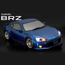 ABC Hobby SUBARU BRZ 190mm Body Set 4WD 1:10 RC Car Touring Drift On Road #66139