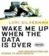 RARE 9 CD Wake Me up When the Data Is Over Lori Silverman