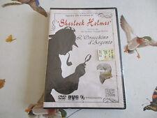 SHERLOCK HOLMES L' ORECCHINO D'ARGENTO GIOCO DVD - TV PC XBOX PS2 NUOVO